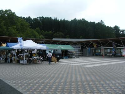 道の駅「石神の丘」